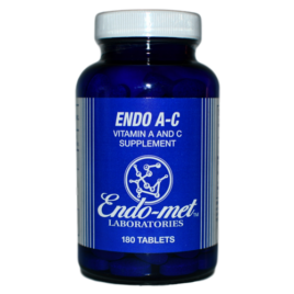 Endo A-C, Endo-met (UK EU) 180 tablets