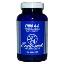 Endo A-C, Endo-met (UK EU) 180 tablets
