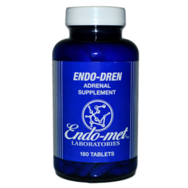 Endo-Dren, Endo-met (UK EU) 180 tablets